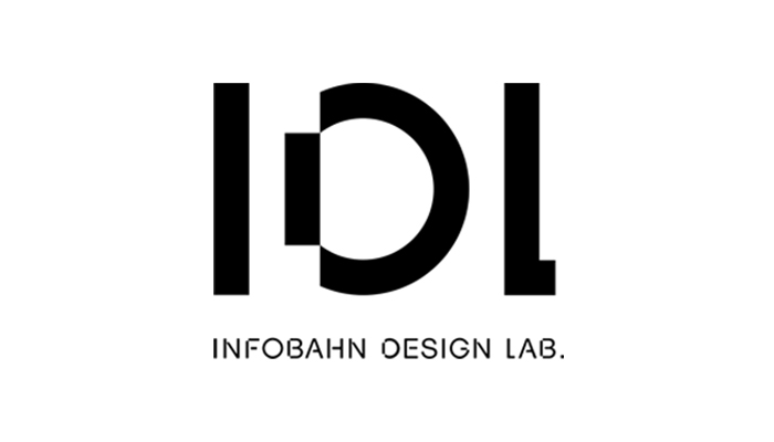 INFOBAHN DESIGN LAB. のロゴ