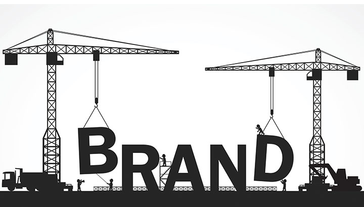 ブランドを表すイメージ