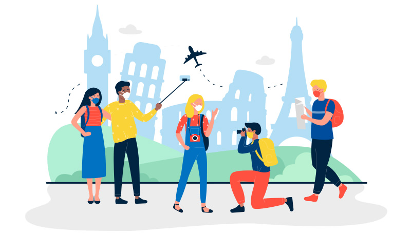 【海外事例】観光業界:復活までの準備期間にコンテンツマーケティングを選んだ企業たち