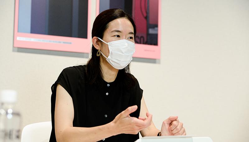 コクヨ株式会社 ファニチャー事業本部 加藤田歌さま